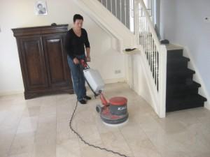 Renovatie vloer Terneuzen